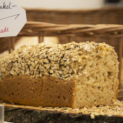 Hafer-Dinkel-Brot (homemade)