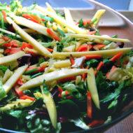 Wildsalat-mit-Mango