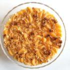 Mandarinen-Kuchen mit Mandelsplittern