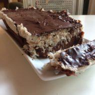 Bounty-Schnitte (Kokos trifft Schokolade)