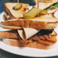 Clubsandwich vegan